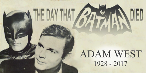 The Day that Batman Died