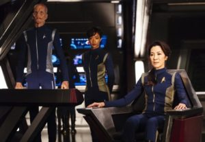Cast of Star Trek Discovery