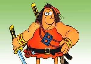 Groo the Wanderer: 10 years later!