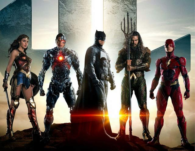 Enough time for Justice League?